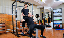 Olympus Muscle & Fitness: Personal Training