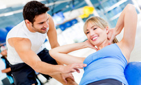 Ridge Gym and Fitness Center: Personal Training
