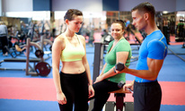 I-lipo at S. Bismarck Anytime Fitness: Personal Training