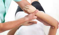 Kneading Touch Massage & Spa Therapies: Physical Therapy