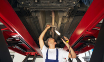 Express Oil Change & Service Center: Smog Check