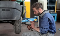 Dean Bender Chevrolet: Flat Tire Repair