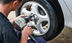 Tire wheel v