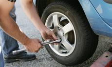 Tire wheel c