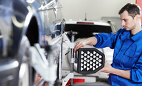Midas Auto Service Experts: Wheel Alignment