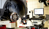 Precision Auto Body: Wheel Alignment
