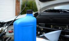 Transmission  cooling  fuel system flush m