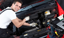 Express Oil Change & Service Center: Transmission Flush