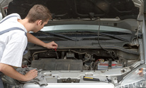 Garry's Auto Body Specialist Inc: Cooling System Flush
