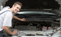 David's Auto Repair: Cooling System Flush