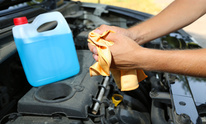 Brooks Automotive Service Center: Cooling System Flush