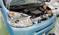 Larry's Service Center: Fuel System Cleaning