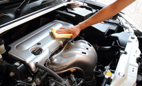 Potter's Touch Autobody Repair and Detailing Shop: Fuel System Cleaning