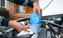McKinney Auto: Fuel System Cleaning