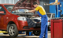 Auburn Collision Center: Fuel System Cleaning