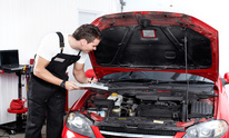 Quick Lane Tire and Auto Center at Ronnie Watkins Ford: Fuel System Cleaning