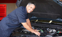 United Auto Service Center: Fuel System Cleaning