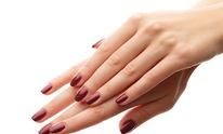 ULTIMATE TOUCH PAMPERING SALON: Manicure