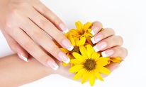 Indulgence Salon and Day Spa: Manicure