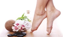 Artistry Hairstylists & Electrolysis Salon: Pedicure
