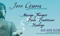 Jenn Guerra, CMT: Massage Therapy