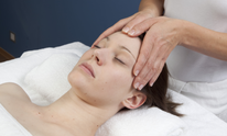 Scizzor Talk Hair Studio: Massage Therapy