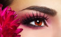 Apsara Day Spa: Eyelash Extensions
