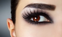 Mia Boam Makeup and Brows: Eyelash Extensions