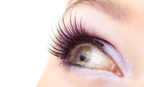 Nu Thai Massage: Eyelash Extensions