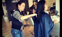 Adrimar Salon: Hair Straightening