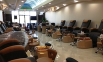 LD NAILS & SPA: Mani Pedi