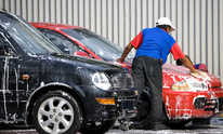 4-Lane Auto Rental: Car Wash