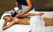 320 Salon & Spa: Body Scrub