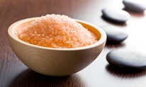 Hughes Pools & Spas: Body Scrub