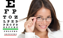 Eye Doctor's Office: Eye Exam