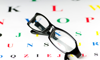 A B See Optical: Eye Exam