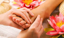 Foot Envy Massage: Massage Therapy