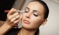 Griselda De Santos: Makeup Application