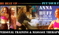 Anna Huff, P.T., M.T.: Massage Therapy