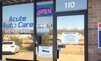 Acute Auto Care: Flat Tire Repair