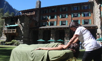 Olga's Massage Therapy: Massage Therapy