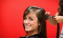 New Image Hair Design: Hair Straightening
