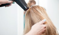 At Ease Hair Salon: Hair Straightening