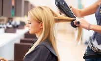 Richard Joseph Salon Spa: Hair Straightening