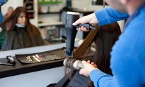 Salon West: Hair Straightening
