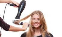 Creative Visions Hair Salon: Hair Straightening