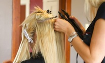 The Big Tease Hair Salon: Hair Straightening