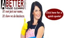 A Better Janitorial Service Inc: House Cleaning