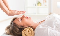 Stander Therapy Massage: Reiki