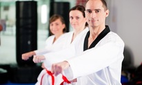 Harvey's Karate & Fitness: Martial Arts